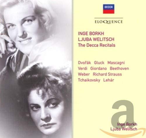 Inge Borkh, Ljuba Welitsch: The Decca Recitals