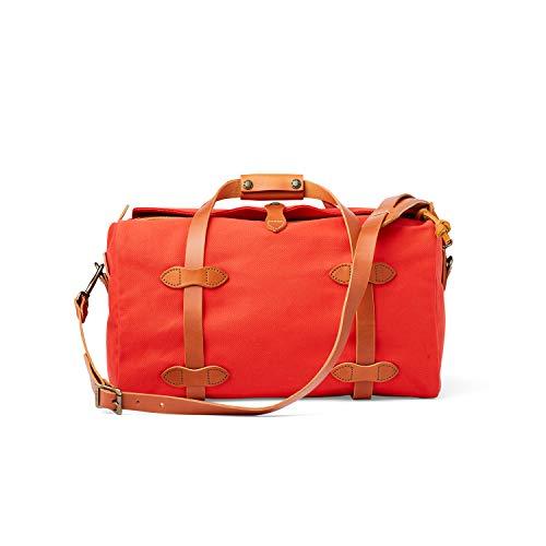 Filson Reisetasche, klein, Mackinaw-Rot