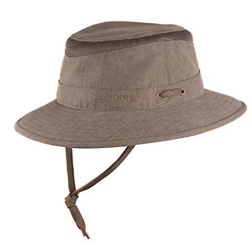 SCIPPIS Australian Adventure Wear Hudson, S, Dark Brown