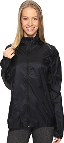 Brooks LSD Jacket Black SM (Women's 6-8)