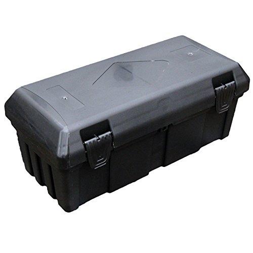 30l Staubox Deichselbox Lagerbox Anhängerkiste Werkzeugkiste Gurtkiste Pick-up Box Werkzeugkasten