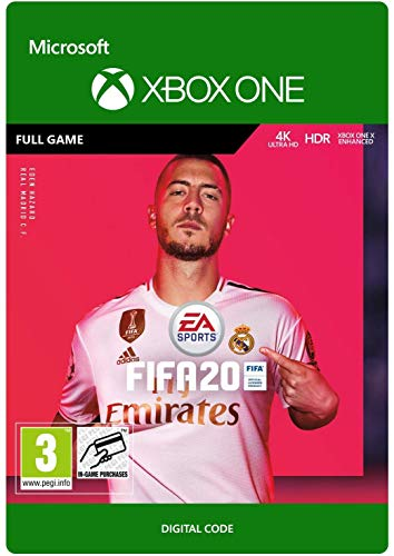 FIFA 20 | Xbox One - Physical card with Download Code (Xbox One)