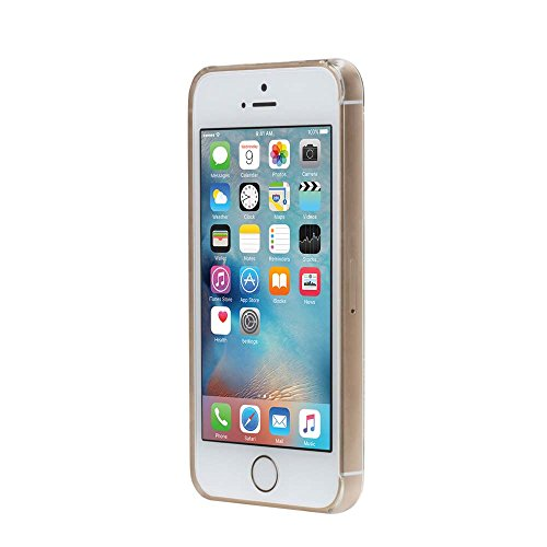 Incipio Feather Pure fits The iPhone 5, iPhone 5S, and iPhone SE - Clear