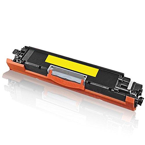 Print-Klex Kompatible Tonerkartusche für HP Color LaserJet Pro MFP M170 Series Color LaserJet Pro M176n Color LaserJet Pro M177fw CF352A CF-352 A Yellow Gelb