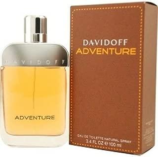 Davidoff Adventure by Davidoff for Men. EDT 3.4 Fl Oz, 100 ML