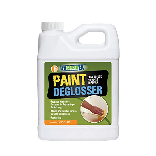 TruCleanEX Paint Deglosser & Surface Prep - No Rinse Formula (1)