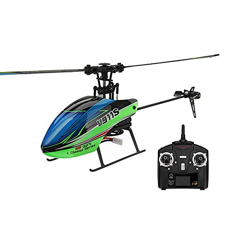 Quickbuying High WLtoys V911S 2.4G 4CH 6-Aixs Gyro Flybarless RC...