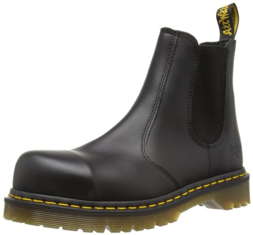 Dr. Martens - Icon - SB E Rating, Stivali da uomo, Nero, 41