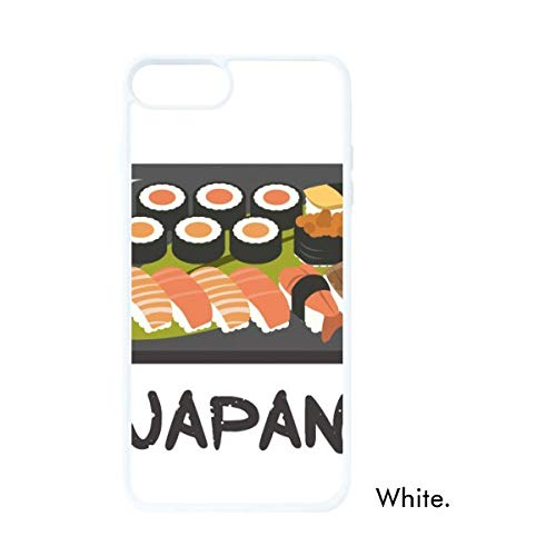DIYthinker Traditionele Japanse Sushi Doos Wit Phonecase Apple Cover Case Gift