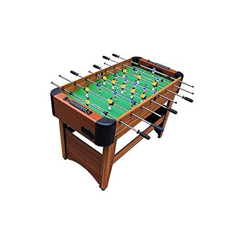 AJH - Futbolín de fútbol, Resistente para Pub, Torneo de Juegos para Adultos, fútbol para Adultos, Juego de fútbol para Interiores, Juguetes para niños, futbolín, Mesa,