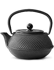 Bredemeijer czajniczek żeliwny Jang 0,8 l czarny