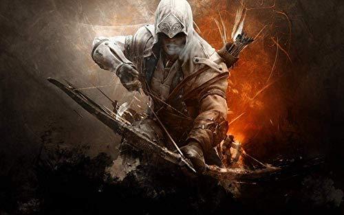1000 Piezas Rompecabezas Puzzle Creativo Rompecabezas Para Niños Adultos Juego De Rompecabezas, Assassin'S Creed: Classic Poster