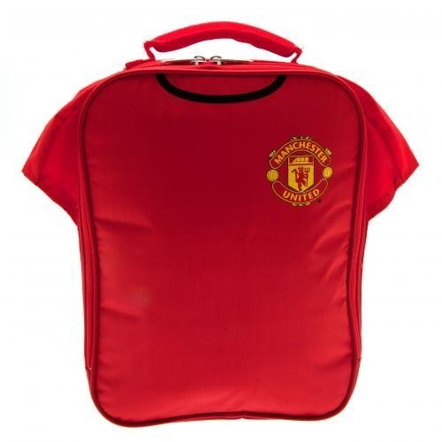 Official Football Merchandise Kit sac repas Équipe de football Manchester Utd FC