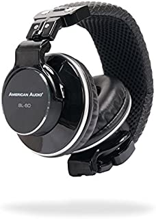 $29 » ADJ Products DJ Headphones, Black, One Size (BL-60)