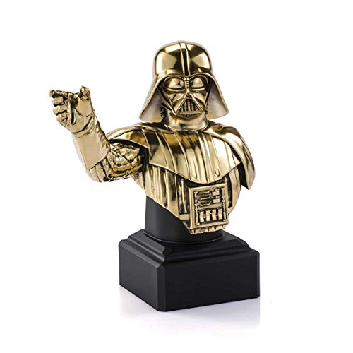 Royal Selangor Busto Gilt Darth Vader...