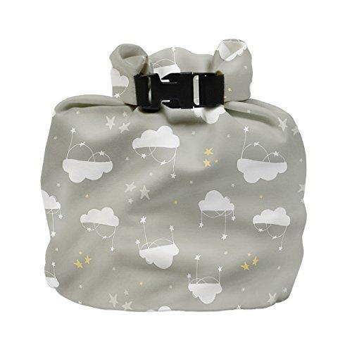 Bambino Mio, bolsa impermeable, en las nubes