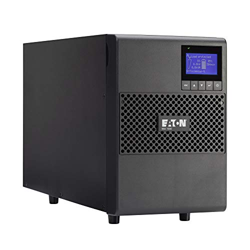 Discover Bargain Eaton 9SX 9SX1000G 1000VA 900W 208V Online LCD Tower UPS Back Up