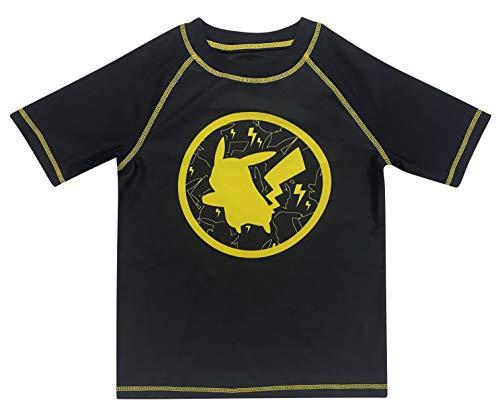 Dreamwave Boys' Pokemon Rash Guard Rashguard Swim Shirt 7