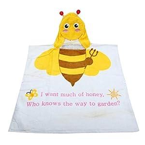 Mantas bebé Toallas de baño toallones Albornoz edredón accesorios de baño No.8