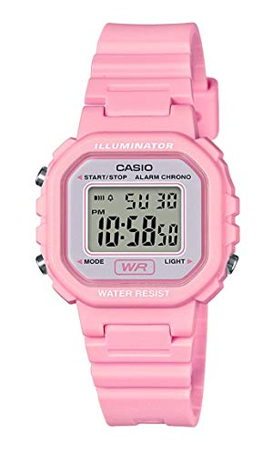 Casio Collection Damen-Armbanduhr LA-20WH-4A1EF