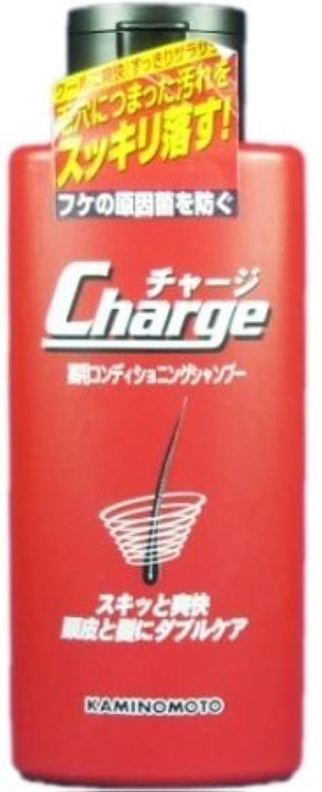不変緊急危険加美乃素本舗 チャージ 薬用コンディショニングシャンプー 200ml×36点セット (4987046870216)