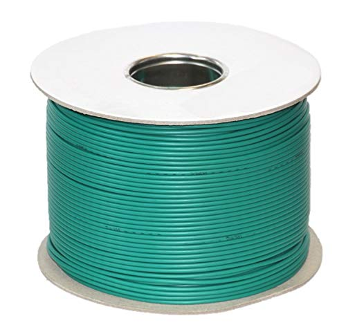 genisys Robomow ® kompatibles Kabel Mähroboter Begrenzung Draht - HQ - auf der Kabelrolle - Ø2,7mm, Länge:100m