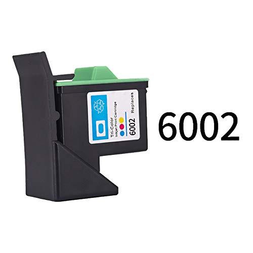 6001 6002XL Cartuccia di ricambio compatibile per stampante lenovo 3110 3400 3410 3500 3510 3518 3610 m710 serie 120li, non ricaricabile-Tricolor