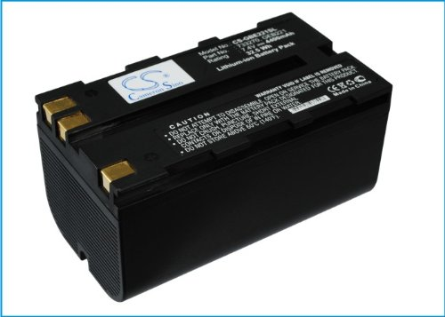 Los Angeles Mall Battery Pack ZBA200 Replacement for 200 Pi Max 54% OFF Piper Leica 100