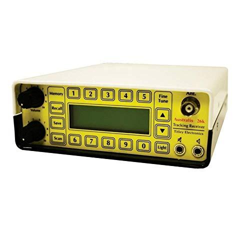 Receptor de telemetría / Radio Tracking VHF portátil