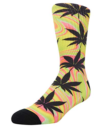 HUF Herren Socken Good Trip Plantlife Socks