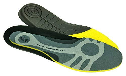 Haix Einlegesohle Soft passt sich der Fußform individuell an waschbar bei 30 °C sehr gute Feuchtigkeitsaufnahme schnelle Trocknung (38.5 EU)