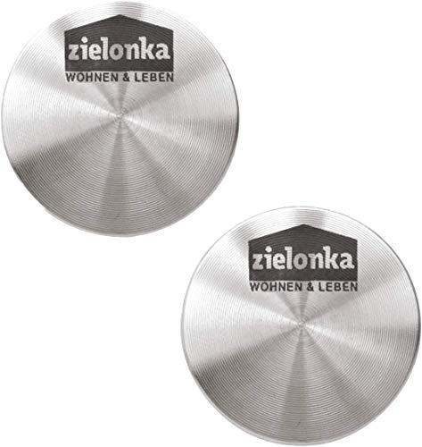 zilofresh G00060 Edelstahl Lufterfrischer Damenschuh, neutralisiert Geruch im Schuh, ohne chemische Zusätze, Made in Germany, Schuhdeo