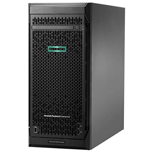 Hewlett Packard Enterprise ProLiant ML110 Gen10 - Server (1,7 GHz, 3106, 16 GB, DDR4-SDRAM, 550 W, Tower (4.5U))