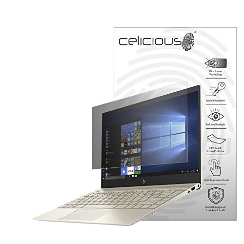 Fantastic Deal! Celicious Privacy 2-Way Anti-Spy Filter Screen Protector Film Compatible with HP Env...