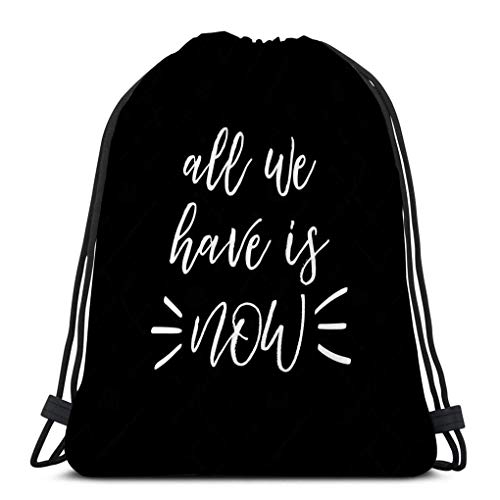 Gym Kordelzugbeutel Leichte Segeltuchtanztaschen Rucksack Sport Für Männer & Frauen Alle haben jetzt eine Druckvorlage Alle haben jetzt eine Druckvorlage