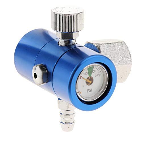 0-1,5 bar Acetylengas Druckminderer Gasdruckregler Gasdruckregler Gasregler Gas Regler für Acetylenflaschen