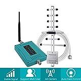 [page_title]-ANNTLENT Handy Signalverstärker für alle europäische Betreibers GSM UMTS LTE Verstärker 800/900/1800/2100/2600 MHz 2G 3G 4G Repeater Sprachanruf und Daten verbessern