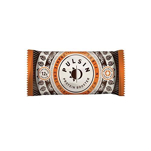 オレンジ チョコチップ プロテイン スナック 50g【18個セット】