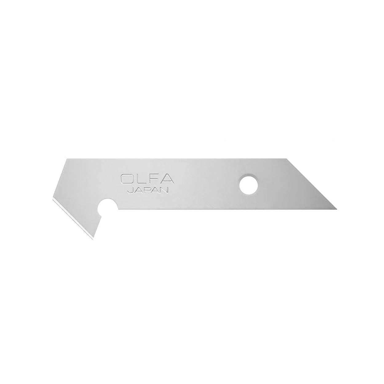 ナチュラメトロポリタンアマチュアオルファ(OLFA) PカッターS型替刃(P-450替刃) 5枚入 XB13