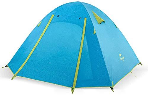 Naturehike 正規店 ネイチャーハイク 3人 超軽量 自立式 テント Pシリーズ PU3000 二層構造 キャンプ アウトドア 登山 防雨 防風 防災