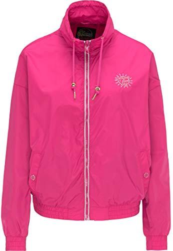 myMo Windbreaker Damen 12303917 pink, XL