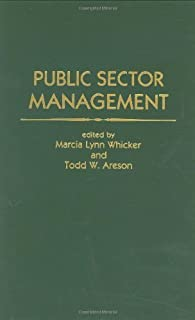 Public Sector Management (Bibliographies and Indexes in)