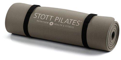 STOTT PILATES Pilates Express Matte (Stone) 0.4inch / 10mm