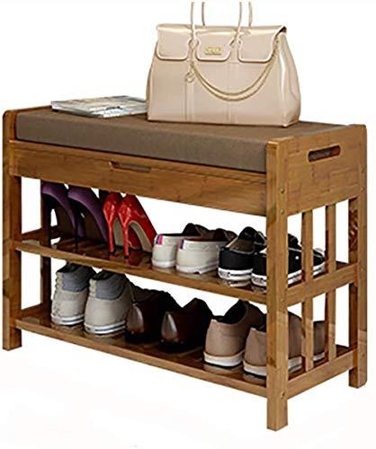 B-fengliu Banco de Zapatos Muebles de Calzado Cambio del buzón del gabinete...