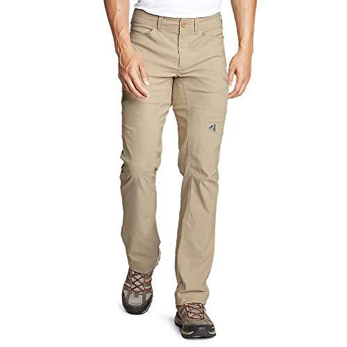 Eddie Bauer Men's Guide Pro Pants, Lt Khaki Regular 40/34