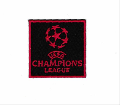 Patch UEFA Champions League cm 5 x 5 Parche Bordado Bordado Replica -735