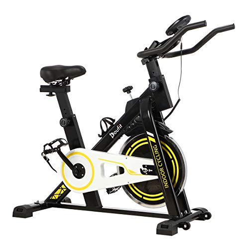 Doufit Indoor Cycling Bike Stationary for Home Use