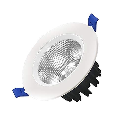 Mrdsre Highlight LED-spots plafond verlichting LED Inbouwlamp Schot in de roos verlichting ingebed Kledingwinkel Corridor Entree Hal Downlight Thuis Lamp AC85-265V