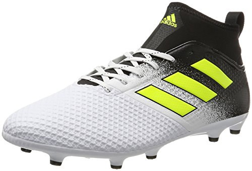 adidas Ace 17.3 FG BY2196 Men's Football Boots - Black, UK 7.5