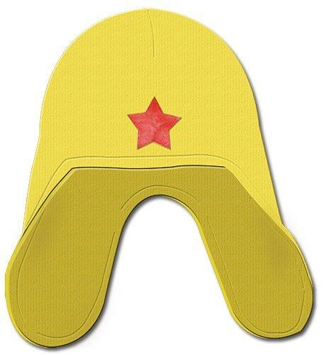 『ケロロ軍曹 ケロロ コスプレイ キャップ 帽子 大人用 フリーサイズ 輸入品』のトップ画像
